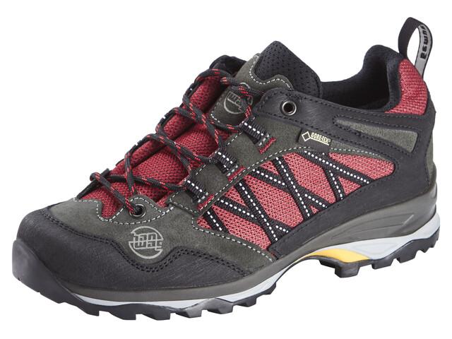 Hanwag Belorado Low Lady GTX Trekking Shoes Women mattone